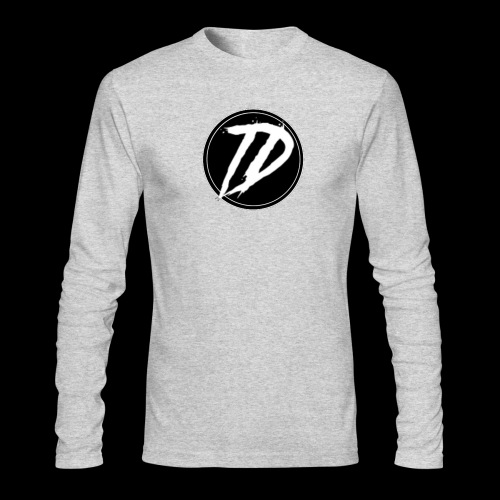 Team DEBUG Logo - Men's Long Sleeve T-Shirt by Next Level
