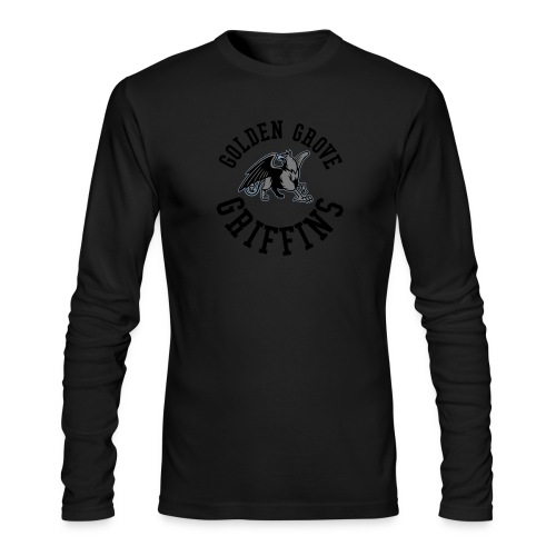 Golden Grove Griffins Color - Men's Long Sleeve T-Shirt by Next Level