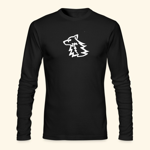 iFire Hoodie - Men's Long Sleeve T-Shirt by Next Level