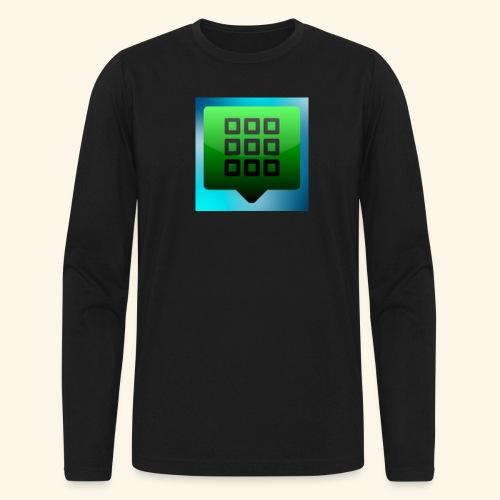 photo 1 - Men's Long Sleeve T-Shirt by Next Level