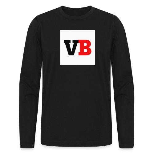 Vanzy boy - Men's Long Sleeve T-Shirt by Next Level