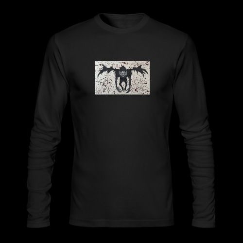 Ryuk - Men's Long Sleeve T-Shirt by Next Level