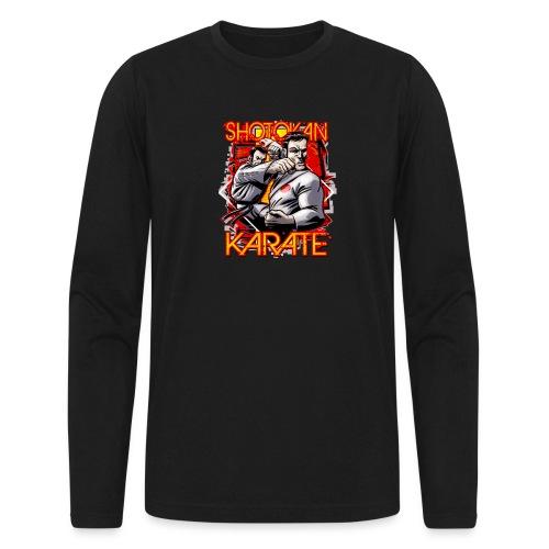 Shotokan Karate - Men's Long Sleeve T-Shirt by Next Level