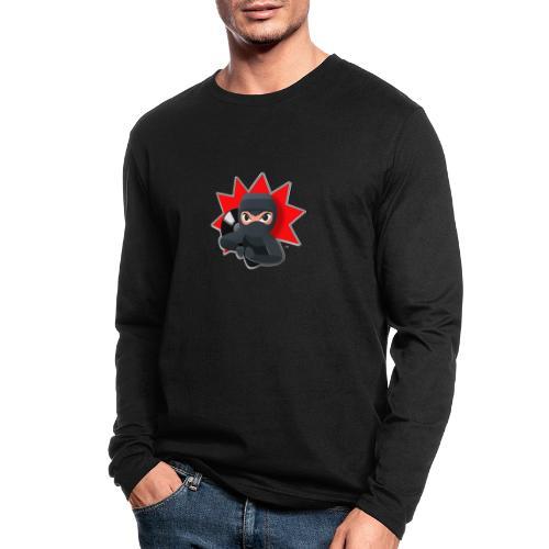 MERACHKA ICON LOGO - Men's Long Sleeve T-Shirt by Next Level