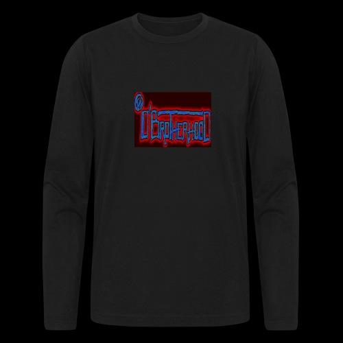 The D'BroTHerHooD Logo - Men's Long Sleeve T-Shirt by Next Level