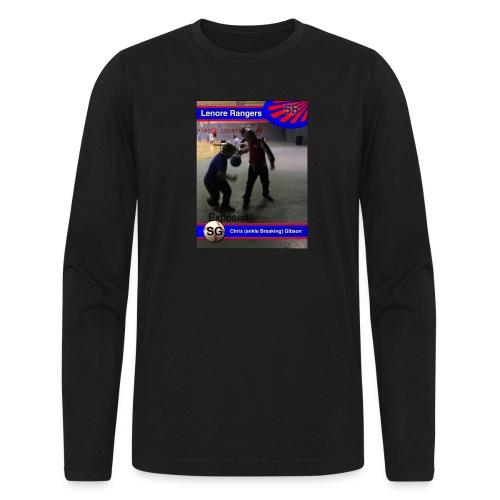 Basketball merch - Men's Long Sleeve T-Shirt by Next Level