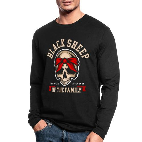 black sheep of the family - Men's Long Sleeve T-Shirt by Next Level