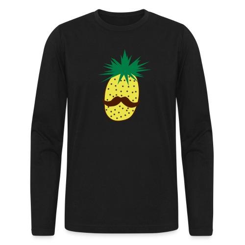 LUPI Pineapple - Men's Long Sleeve T-Shirt by Next Level