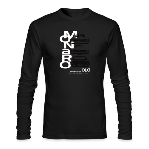 monaro over - Men's Long Sleeve T-Shirt by Next Level
