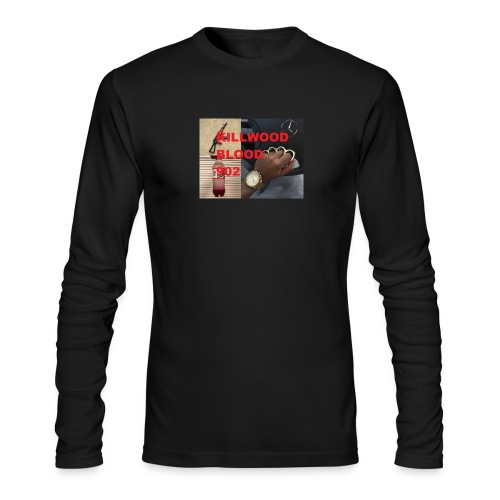 Killwood Blood 902 - Men's Long Sleeve T-Shirt by Next Level