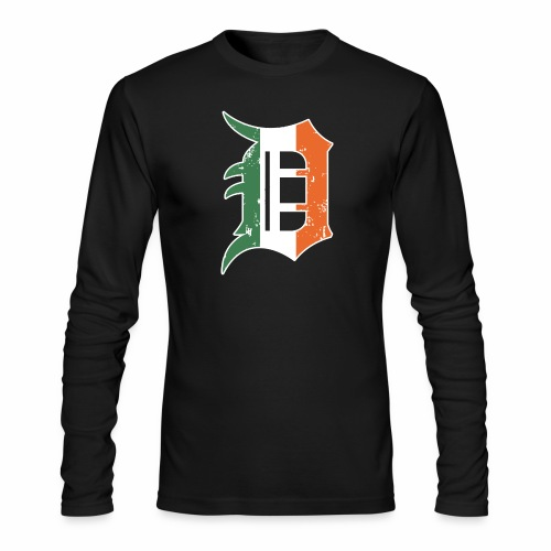 IRISH D - Men's Long Sleeve T-Shirt by Next Level