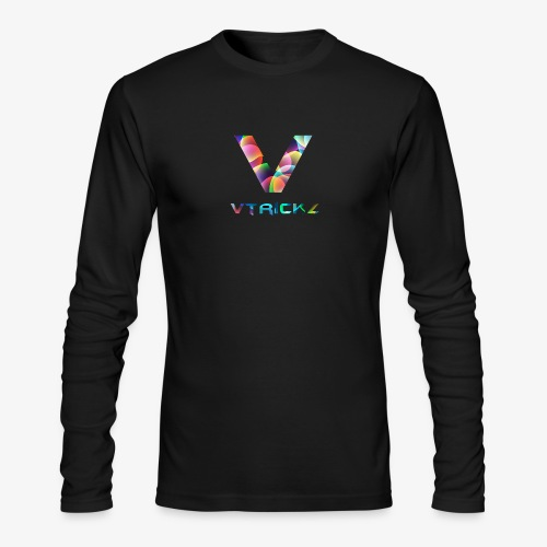New logo - Men's Long Sleeve T-Shirt by Next Level