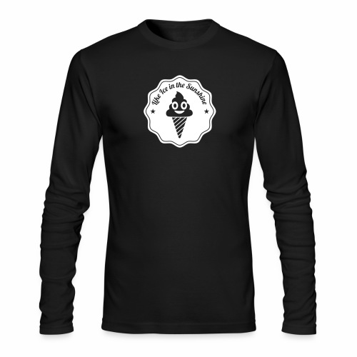 Like Ice in the Sunshine Batch - Men's Long Sleeve T-Shirt by Next Level