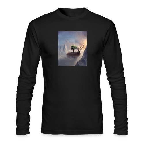 animal - Men's Long Sleeve T-Shirt by Next Level