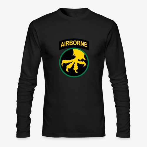 17th Airborne division - Men's Long Sleeve T-Shirt by Next Level