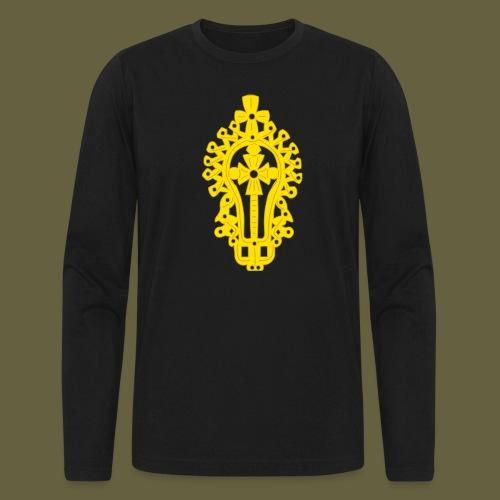 Lasta Cross - Men's Long Sleeve T-Shirt by Next Level
