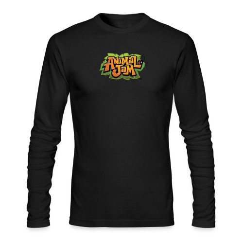 Animal Jam Shirt - Men's Long Sleeve T-Shirt by Next Level