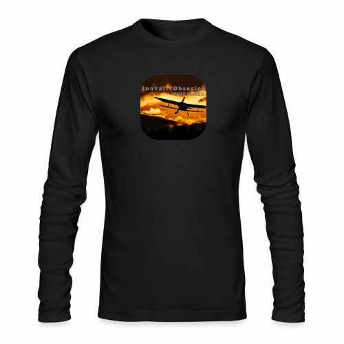 "InovativObsesion ""TAKE FLIGHT"" apparel - Men's Long Sleeve T-Shirt by Next Level"
