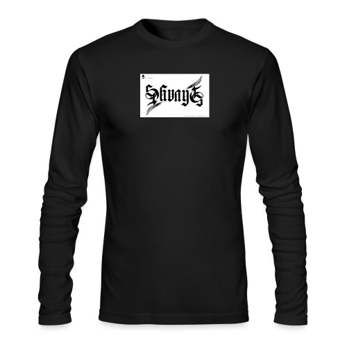 savage - Men's Long Sleeve T-Shirt by Next Level