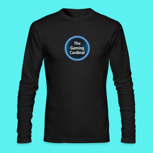 solo logo no back ground - Men's Long Sleeve T-Shirt by Next Level