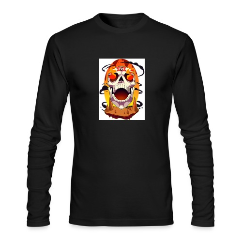 Layer0 - Men's Long Sleeve T-Shirt by Next Level