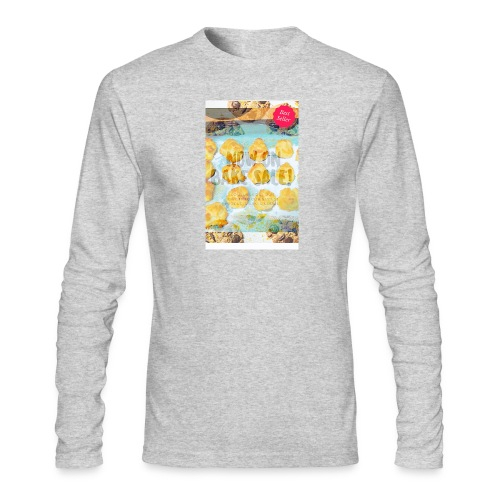 Best seller bake sale! - Men's Long Sleeve T-Shirt by Next Level