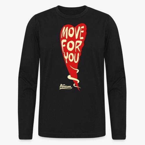 Move4U - Men's Long Sleeve T-Shirt by Next Level
