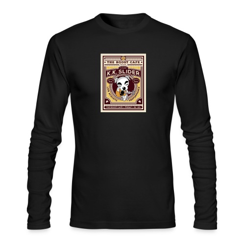 K.K Slider - Men's Long Sleeve T-Shirt by Next Level