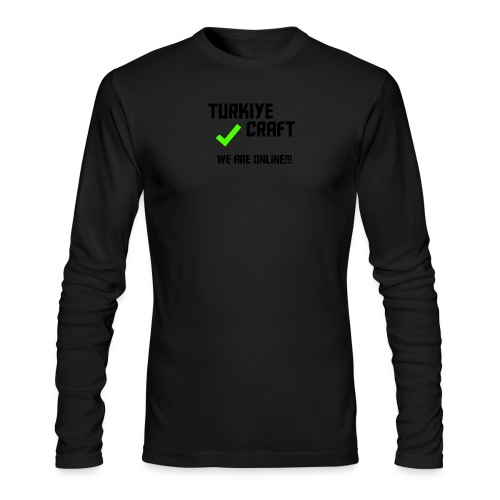 we are online boissss - Men's Long Sleeve T-Shirt by Next Level