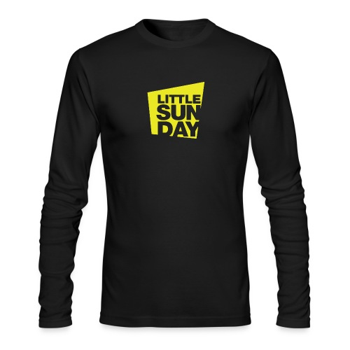 littleSUNDAY Official Logo - Men's Long Sleeve T-Shirt by Next Level