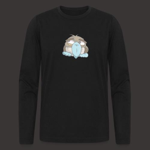 Cute Boobie Bird - Men's Long Sleeve T-Shirt by Next Level