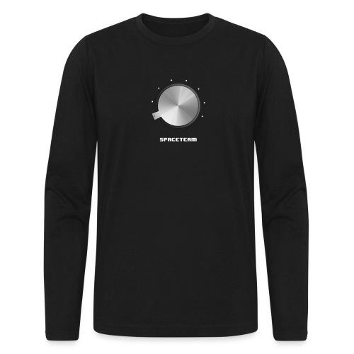 Spaceteam Dial - Men's Long Sleeve T-Shirt by Next Level