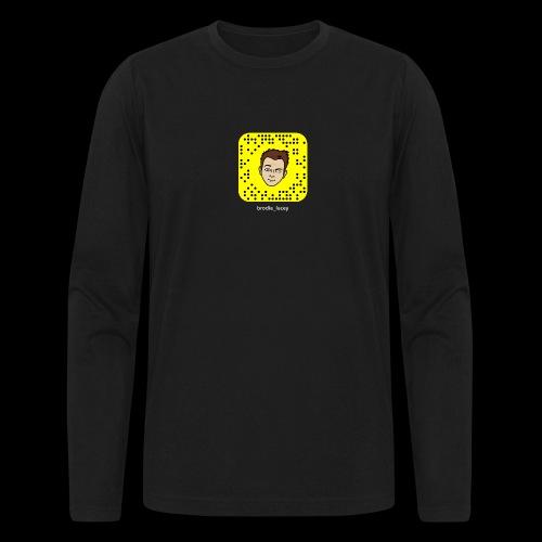 bitemoji - Men's Long Sleeve T-Shirt by Next Level