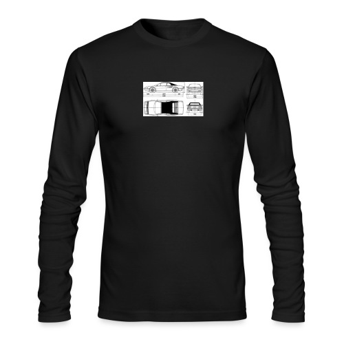 artists rendering - Men's Long Sleeve T-Shirt by Next Level