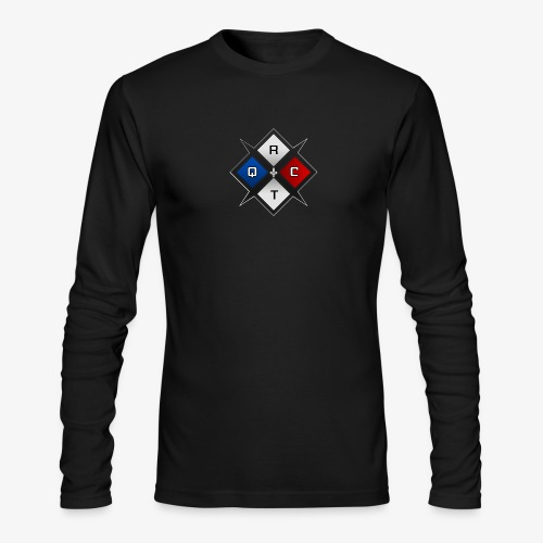 RTQC Logo - Men's Long Sleeve T-Shirt by Next Level