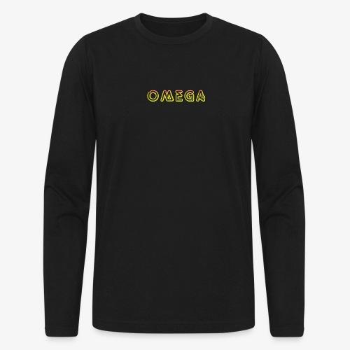 Omega - Men's Long Sleeve T-Shirt by Next Level