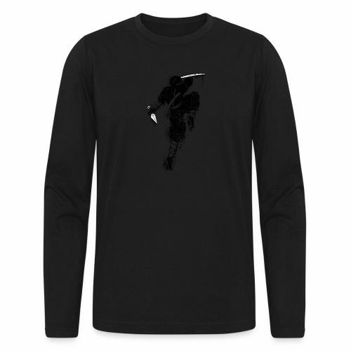Ninja - Men's Long Sleeve T-Shirt by Next Level