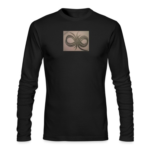 Infinity - Men's Long Sleeve T-Shirt by Next Level