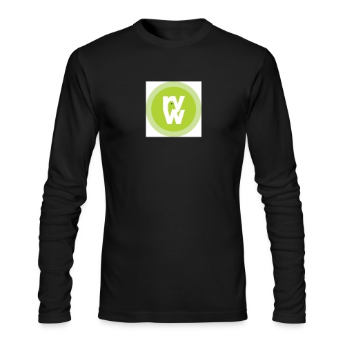 Recover Your Warrior Merch! Walk the talk! - Men's Long Sleeve T-Shirt by Next Level