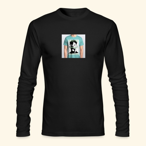 foolish boy come here - Men's Long Sleeve T-Shirt by Next Level