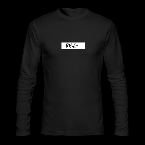 RBG - Men's Long Sleeve T-Shirt by Next Level