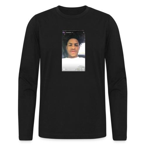 F4590FC6 2BCE 49C0 B208 388675CD285D - Men's Long Sleeve T-Shirt by Next Level