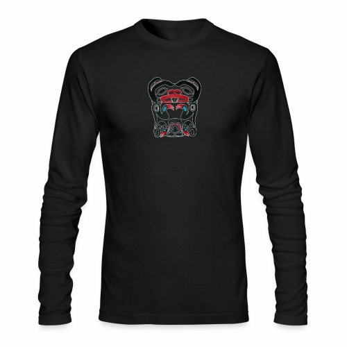Eager Beaver - Men's Long Sleeve T-Shirt by Next Level