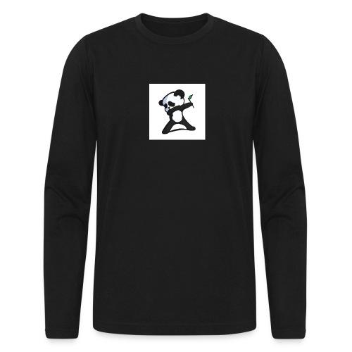 Panda DaB - Men's Long Sleeve T-Shirt by Next Level