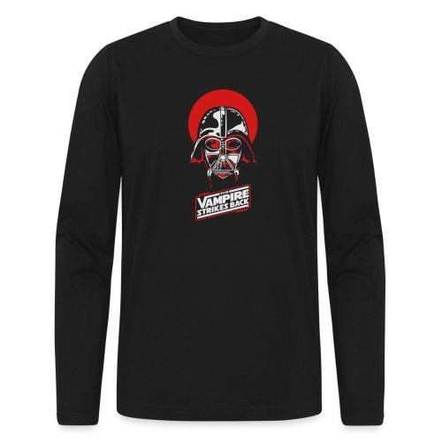 the Vampire Strikes Back - Men's Long Sleeve T-Shirt by Next Level