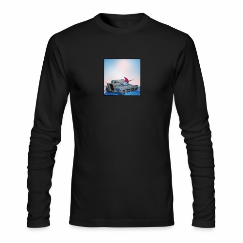 Jay Britton collection - Men's Long Sleeve T-Shirt by Next Level