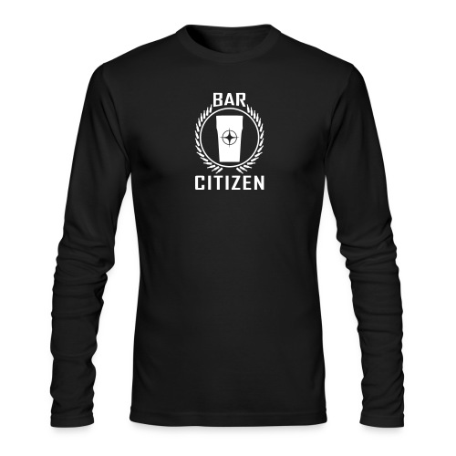 New Bar Citizen - Men's Long Sleeve T-Shirt by Next Level