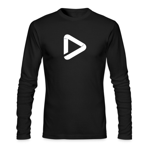 Destiny Natin logo - Men's Long Sleeve T-Shirt by Next Level