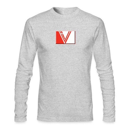 LBV red drop - Men's Long Sleeve T-Shirt by Next Level