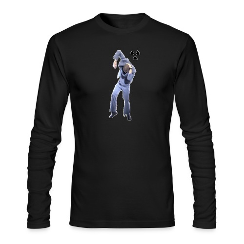 CHERNOBYL CHILD DANCE! - Men's Long Sleeve T-Shirt by Next Level